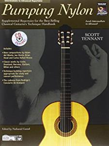 Tennant Scott Pumping Nylon Easy to Intermediate to Advanced Repertoire